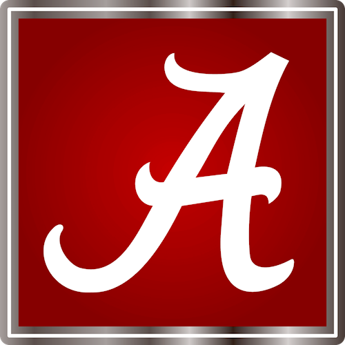 The University of Alabama School of Law Square Logo