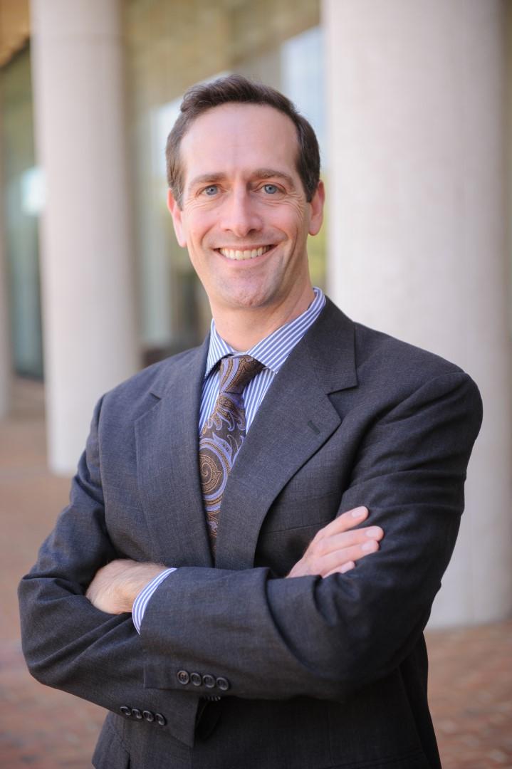 Professor Steinman Headshot