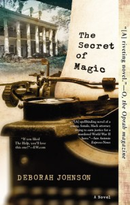 Secret of Magic book cover image