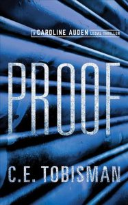 Cover image of Proof by C.E. Tobisman