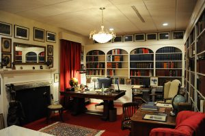 The Hugo Black Study at the Bounds Law Library