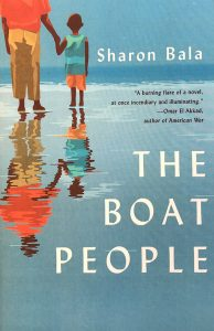 Image of The Boat People cover.
