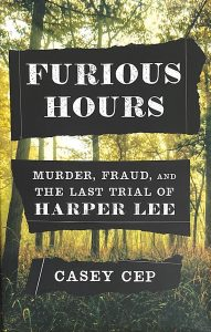 Cover image of Furious Hours.