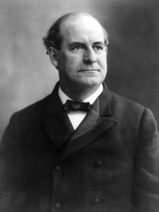 Image of William Jennings Bryan.