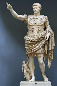 Image of Augustus of Prima Porta.