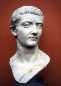 Image of Tiberius Caesar Augustus.