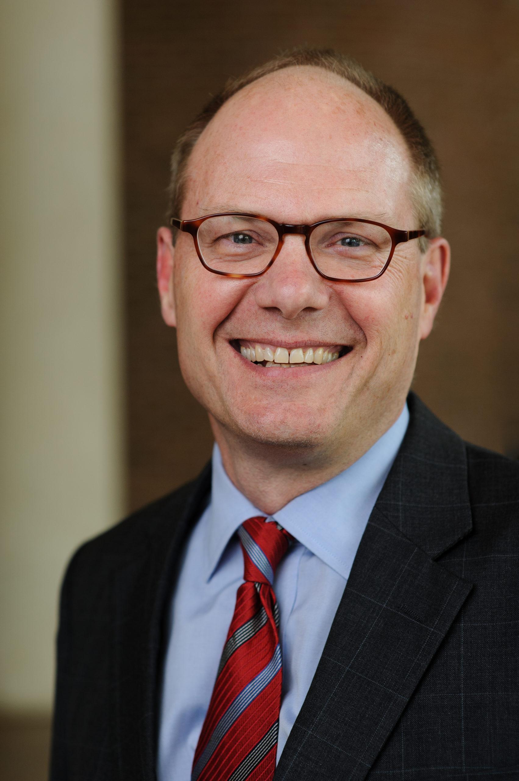 Professor Brewbaker Headshot