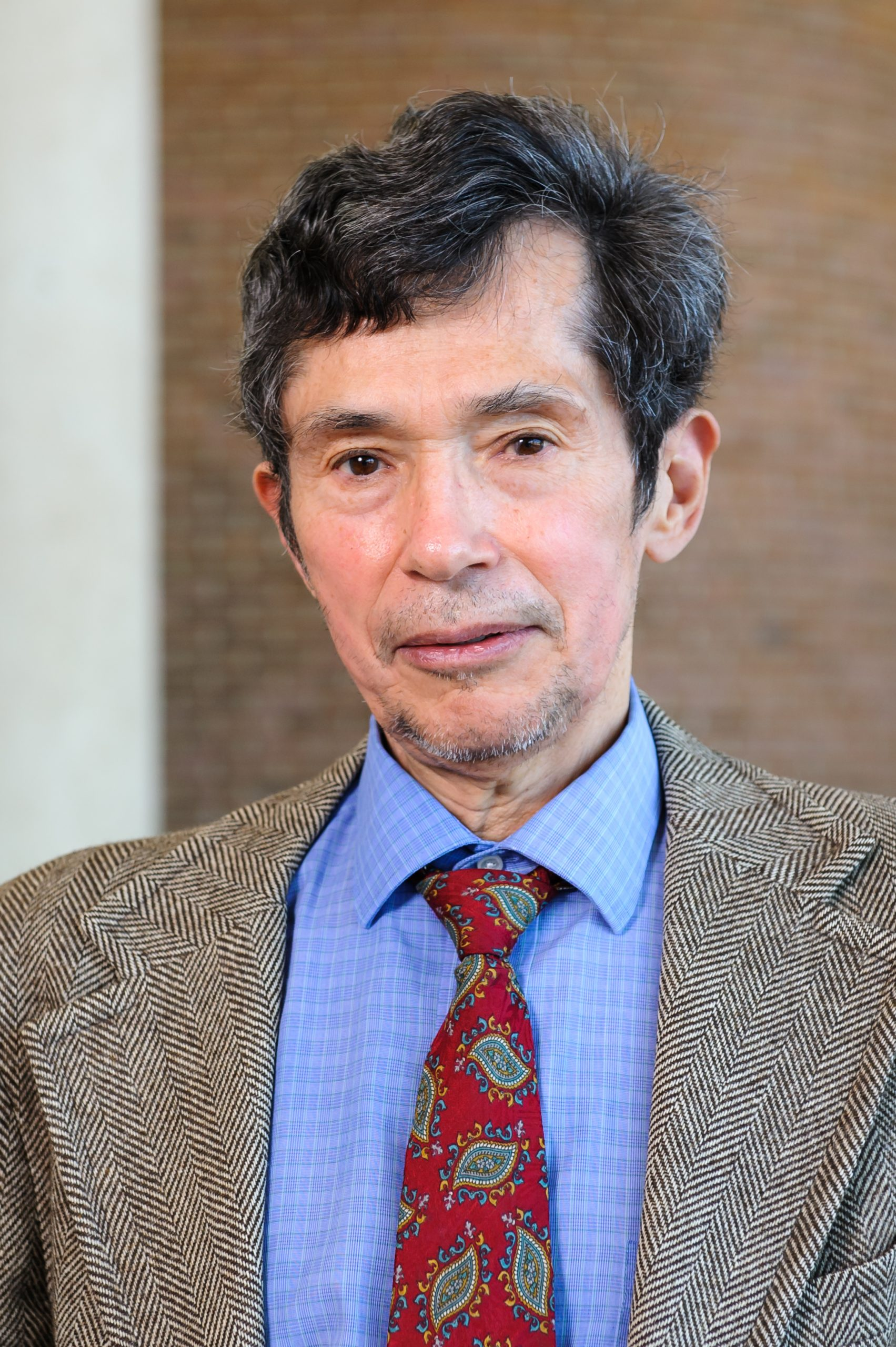 Professor Richard Delgado Headshot