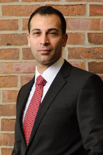 Headshot of Professor John Shahar Dillbary.
