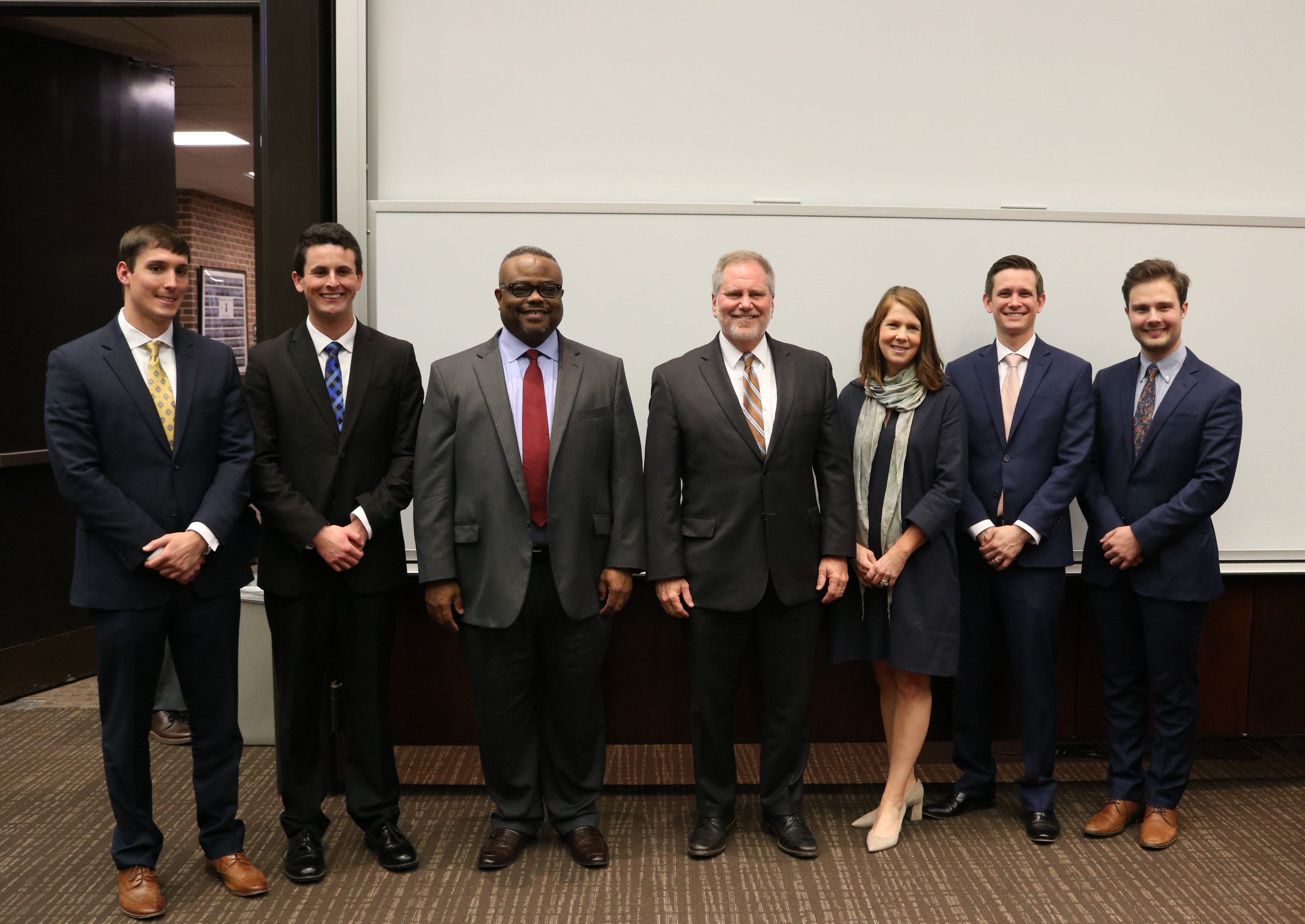 Cambell Moot Court Finalists