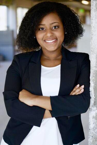 The University of Alabama School of Law student, Kyra Perkins