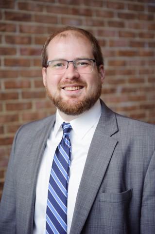 Professor Ben McMichael Headshot
