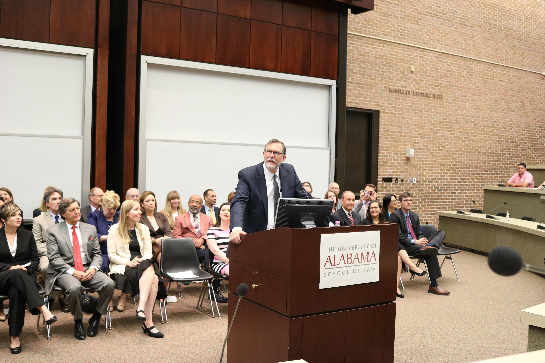 Alabama Law Welcomes Class of 2020 | University of Alabama