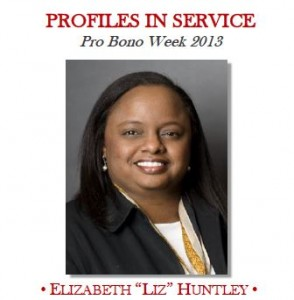 Profiles In Service  - Liz Huntley