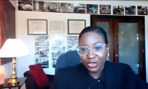Akiesha Anderson Info Interview (Public Service, Legislative, Policy)