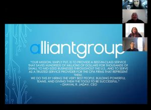 Alliant Group Info Session