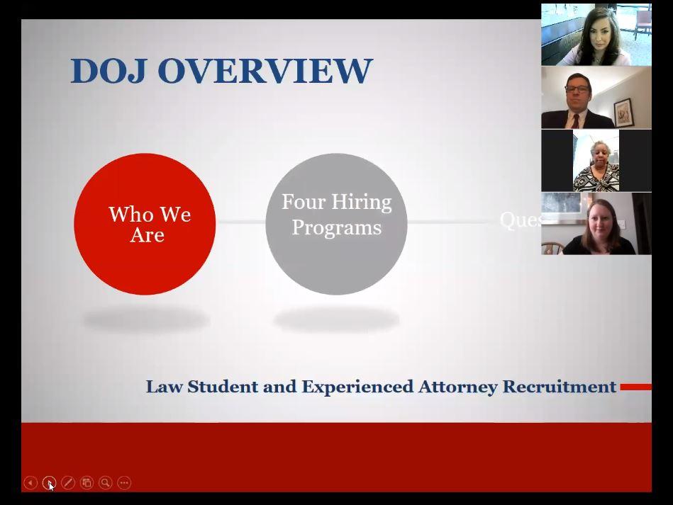 DOJ interview thumbnail