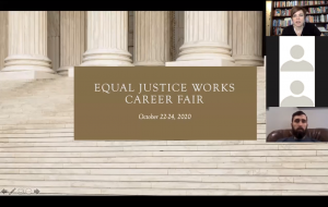 Equal Justice Works Career Fair