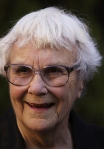 "Harper Lee, Author of ""To Kill a Mockingbird,"" Receives Los Angeles Public Library Literary Award"