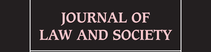 Journal of Law and society logo
