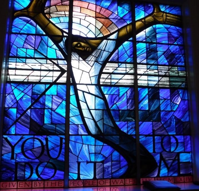 Wales Window at 16th Street Baptist Church
